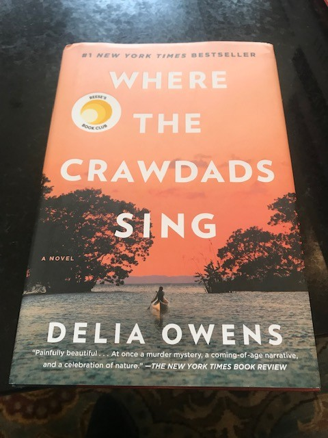 Book Club Moments… Where the Crawdads Sing