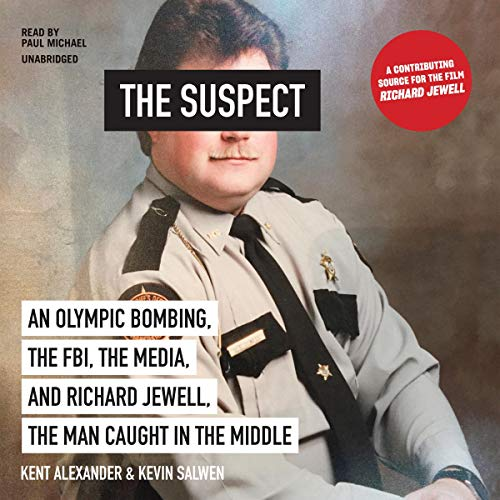 MARCH Book Club: The Suspect by: Kent Alexander & Kevin Salwen